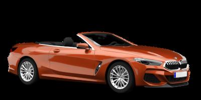 BMW  8 Reeks Cabriolet